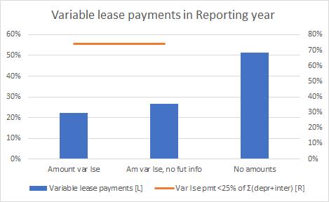 Var lease paym