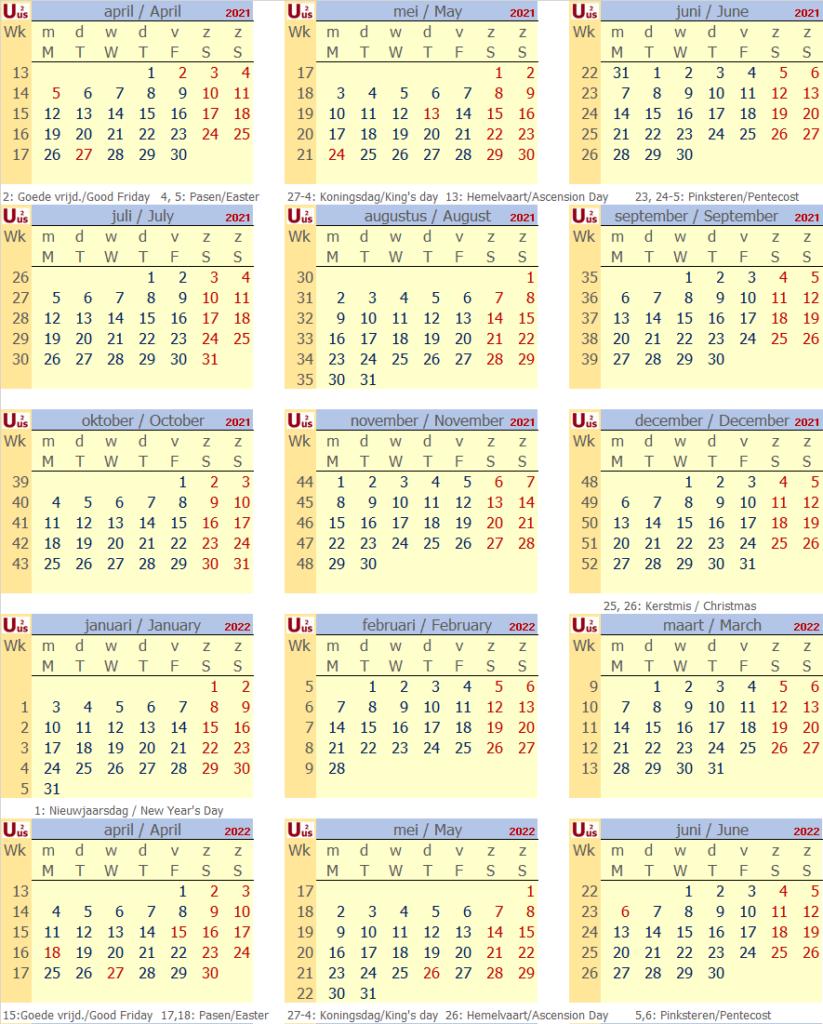 Calendar 21Q2-22Q2